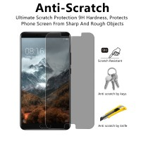 Shopkaki Huawei Mate 10 Privacy Tempered Glass / Screen Protector
