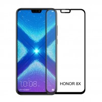 Shopkaki Huawei Honor 8X Screen Protector Full Glass Tempered Glass