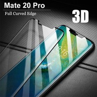 Shopkaki Huawei Mate 20 Pro Tempered Glass Full Glass 5D Full Cover 20Pro Screen Protector