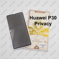 Shopkaki Huawei P30 Privacy Tempered Glass / Anti Spy Screen Protector
