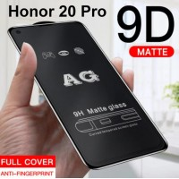 Shopkaki Honor 20 Pro Matte Anti Fingerprint Tempered Glass Screen Protector