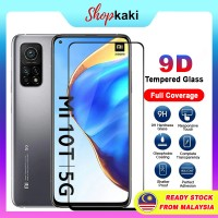 Shopkaki Xiaomi Mi 10T 5G Tempered Glass Full Glass Screen Protector